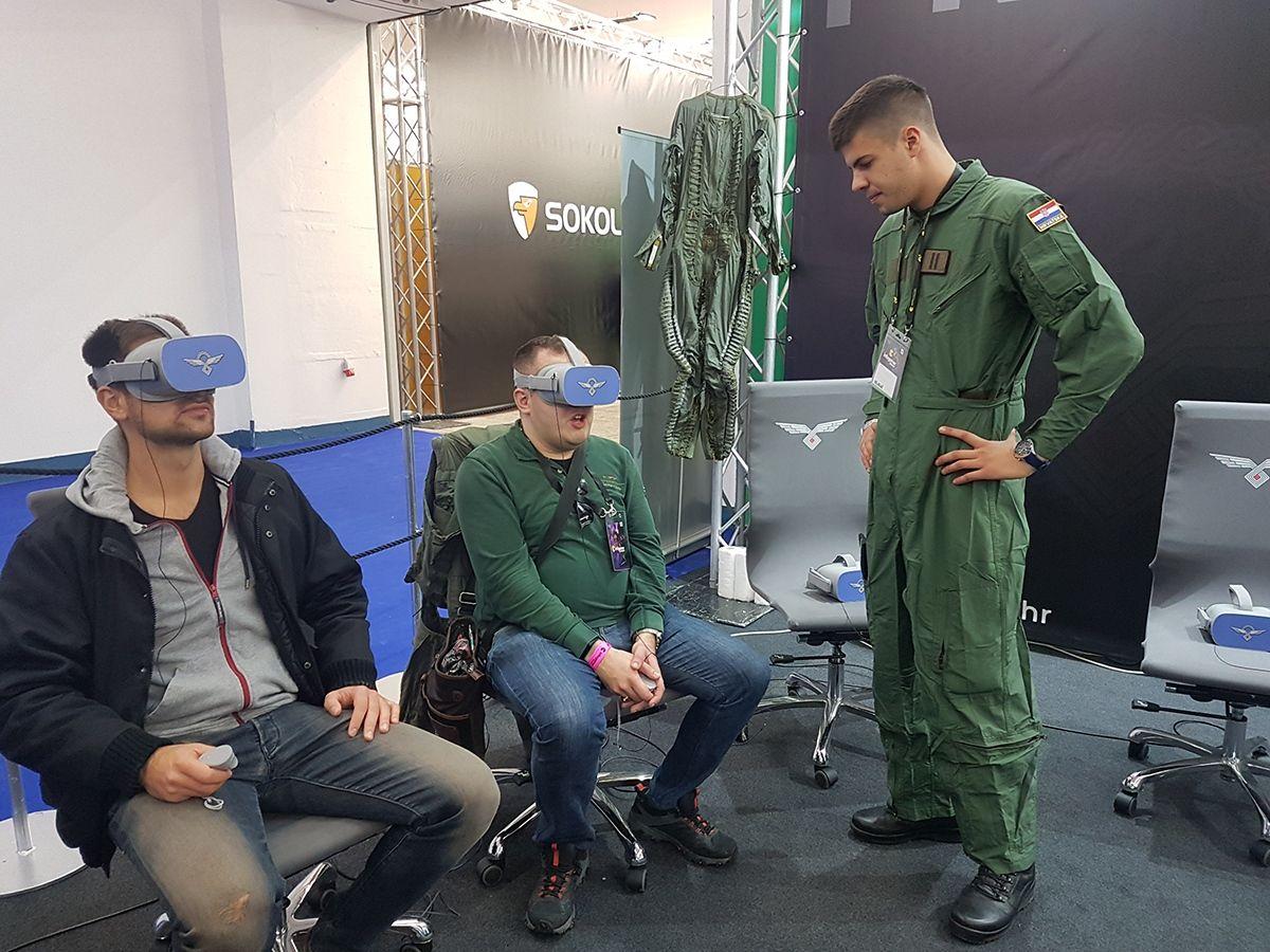 HRZ simulatorima MIG-a i helikoptera sudjeluje na Infogamer sajmu