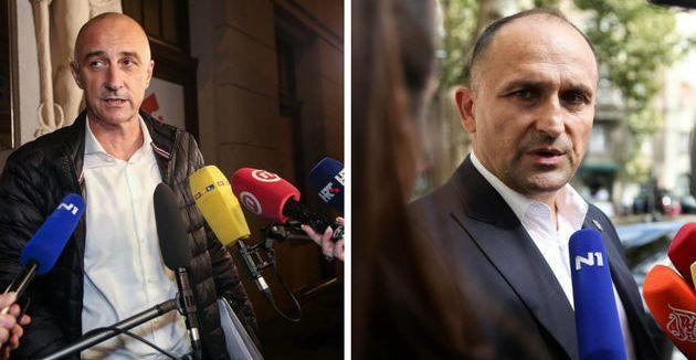 Rat HDZ-a i HNS-a oko štrajka, je li to kraj koalicije?