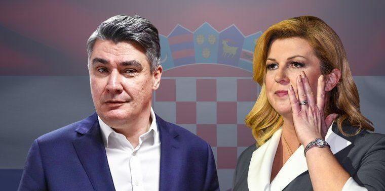 Izborni troškovi: Milanović 1,5 milijuna, Grabar-Kitarović 5,4 milijuna kuna