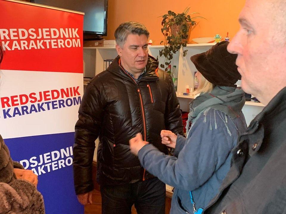 Milanović: U 20 godina nije se dogodilo da nema debate predsjedničkih kandidata