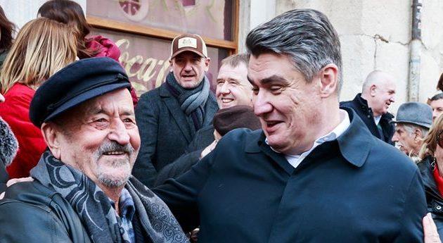 """Milanović: Dosta je trgovine mržnjom, idemo u borbu za civilizirani mir. """"Trgovcimržnjom neće u nama ubitiveseli, ljudski duh"""""""