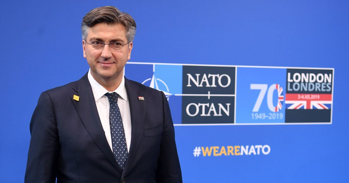 """Plenković: """"Suradnja između SAD-a i Europe u pogledu sigurnosti je neraskidiva i nerazdvojiva"""""""