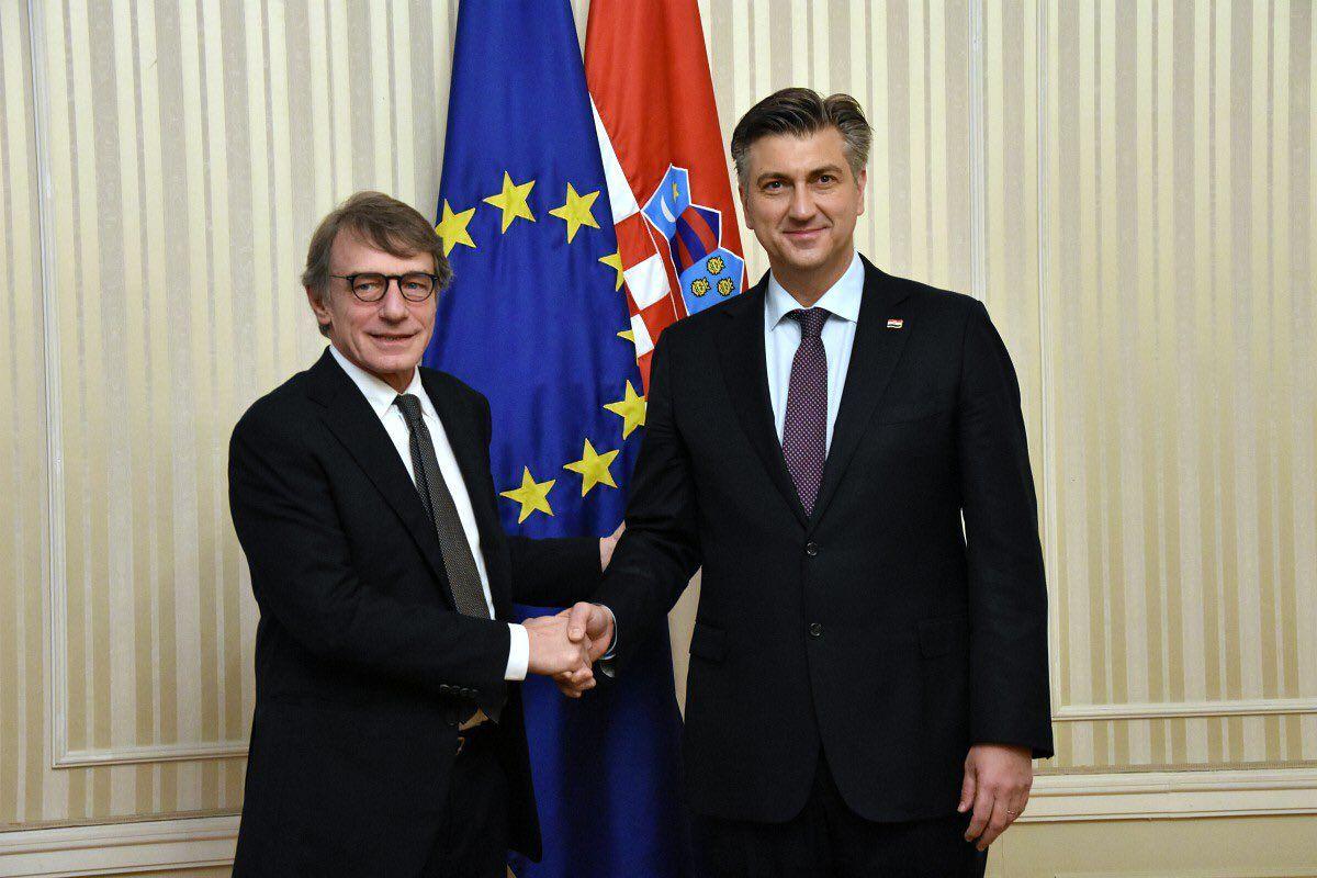 Plenković: Hrvatska će morati pomiriti stajališta vezana uz Višegodišnjeg finacijskog okvira (VFO)