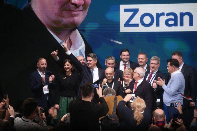 PREDSJEDNIČKI IZBORI: Zoran Milanović pobijedio u Zagrebu i sedam županija