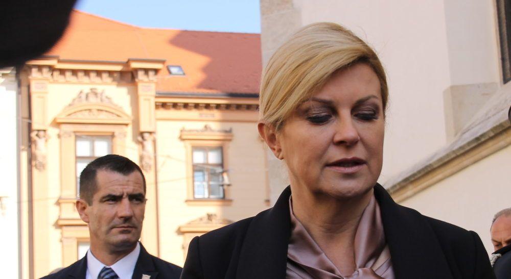 ŠTO TO PREDSJEDNICA PRIČA? Grabar-Kitarović o višestrukom Uskokovom optuženiku Bandiću: Nosit ću mu kolače u zatvor