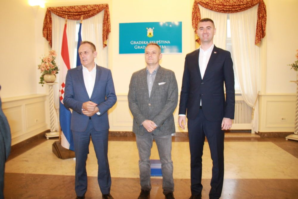 """HDZ pozdravio Bandićevu odluku da se o GUP-u raspravlja u veljači: """"Zbog aktualnosti teme svakako mislimo da je to dobar potez"""""""