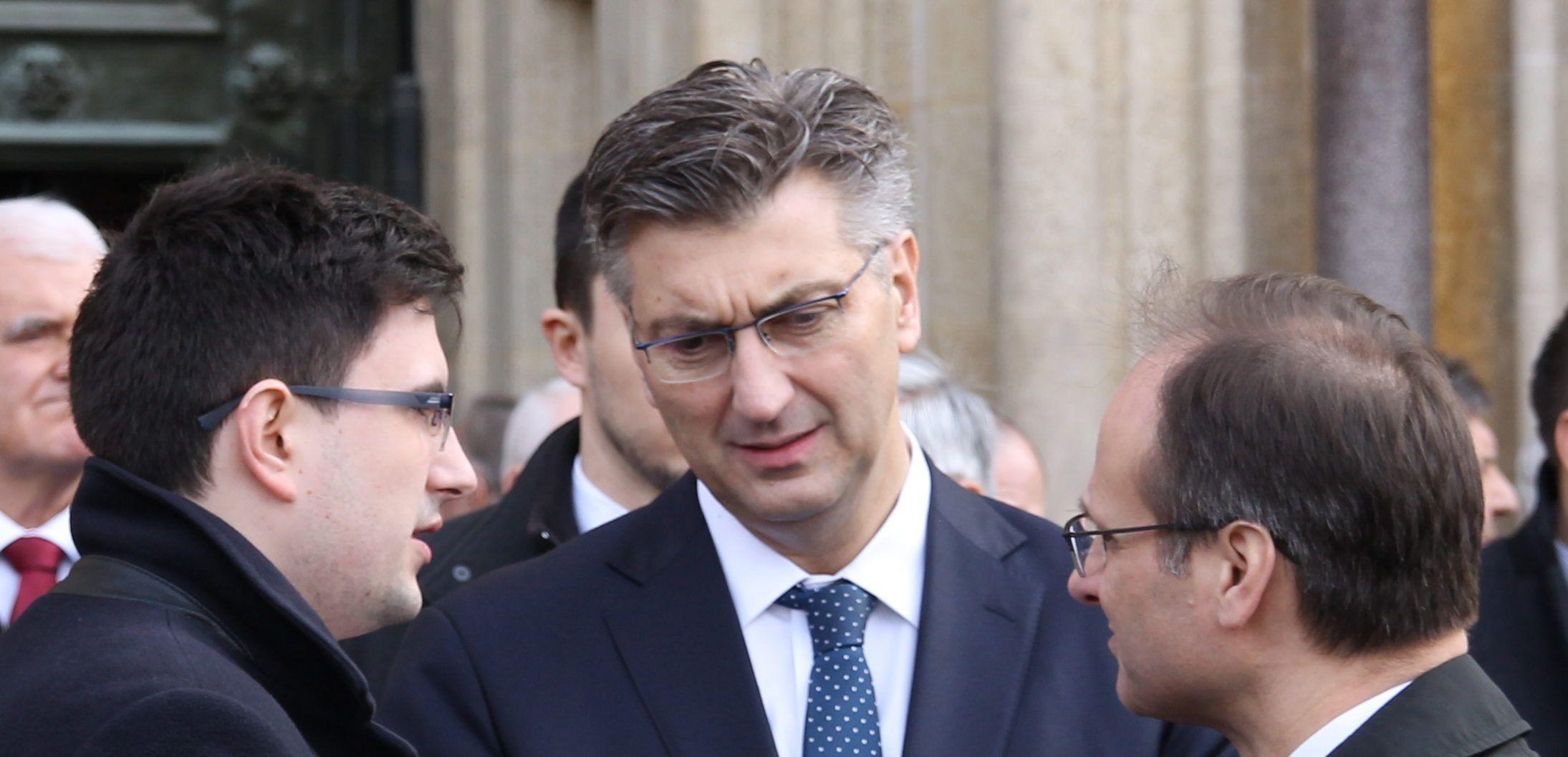 Plenković o izjavi Grabar-Kitarović da će višestrukom Uskokovom optuženiku Milanu Bandiću u zatvor nositi kolače: Vjerujem da se predsjednica šalila