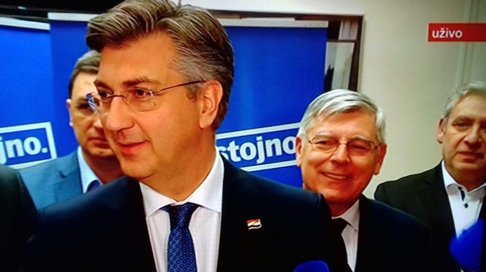 Plenković nakon konzultacija s Odborom za zdravstvo HDZ-a: Ključno financiranje zdravstvenog sustava