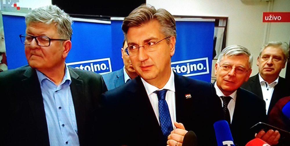 Plenković: Saboru ću predložiti Beroša za novog ministra zdravstva