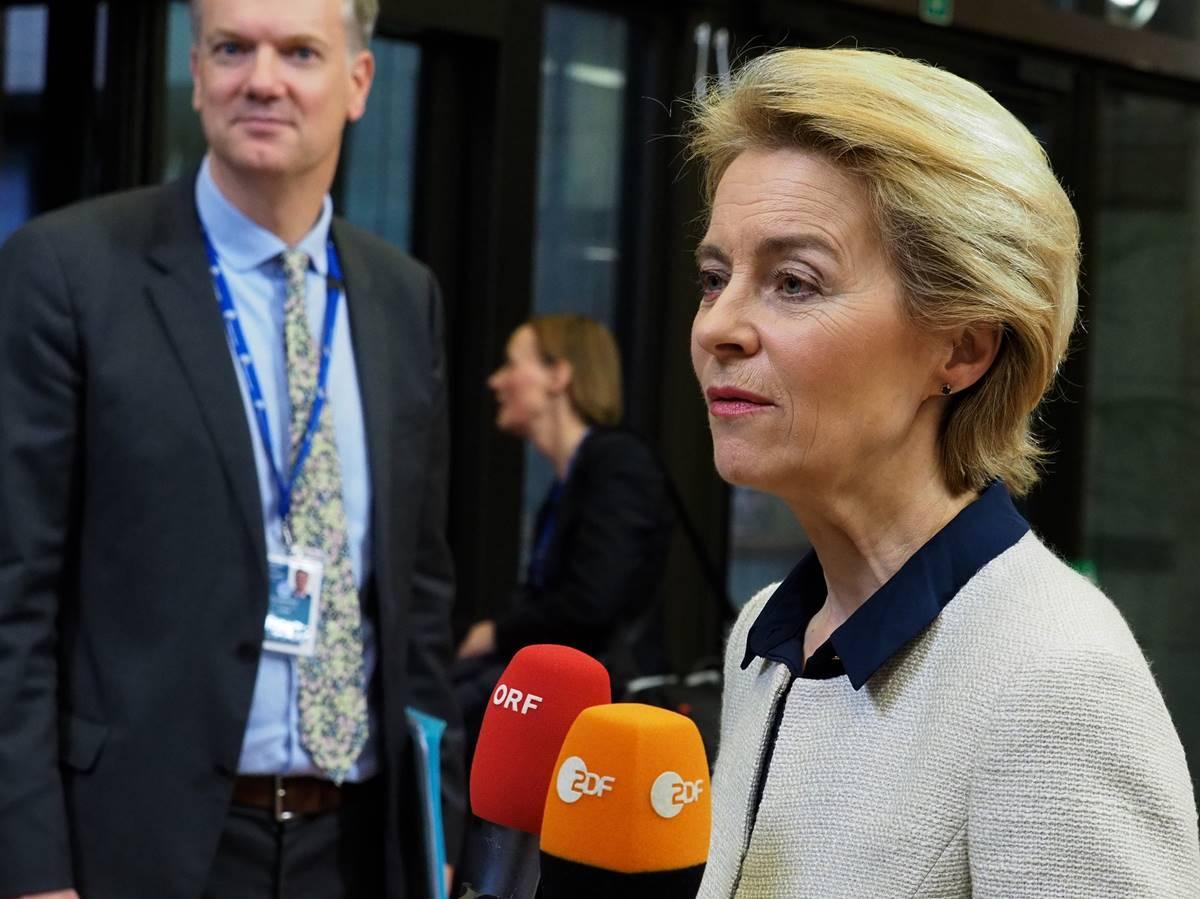Von der Leyen smatra da EU ne treba mijenjati uvjete za Albaniju i S. Makedoniju
