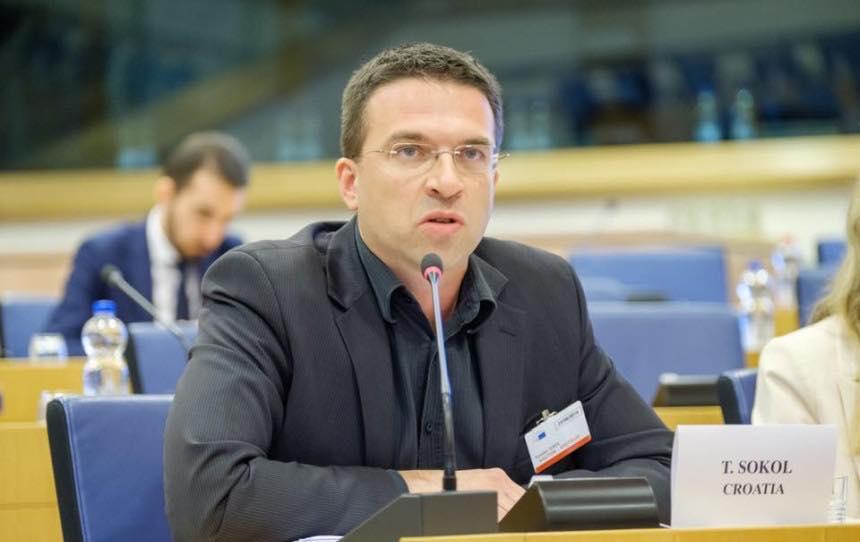 """POSEBNI ODBOR ZA BORBU PROTIV RAKA Tomislav Sokol: """"Veća europska uloga u osnaživanju nacionalnih zdravstvenih sustava"""""""
