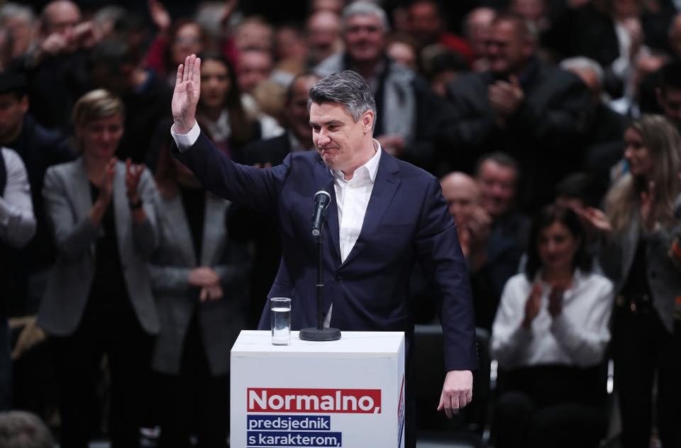 Hrvatska treba predsjednika bez veza s korumpiranim osobama
