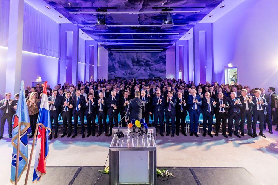 Plenković: HDZ-ova Vlada ostvarila definirane ciljeve; govornici dali potporu Plenkoviću