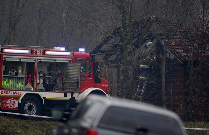 Vatrogasci požar ugasili za desetak minuta, ali je bilo prekasno za stradale u objektu