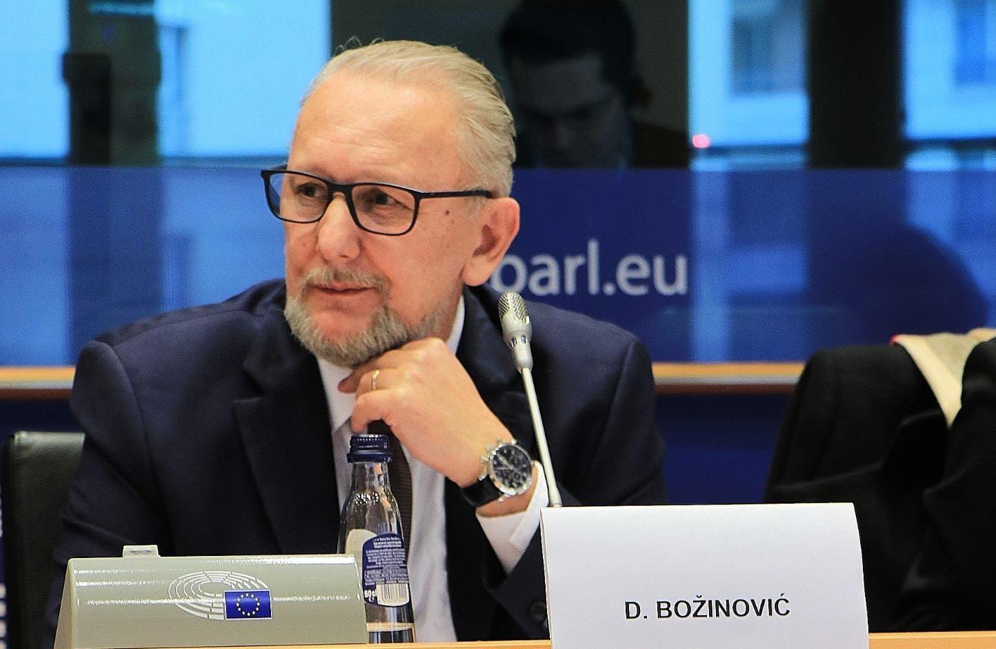 Božinović odbacuje optužbe na račun postupanja hrvatske policije prema migrantima