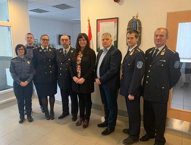 JAČANJE SURADNJE: Načelnik Policijske akademije Dubravko Novak potpisao Memorandum o suglasnosti s Policijskom školom Szeged u Mađarskoj