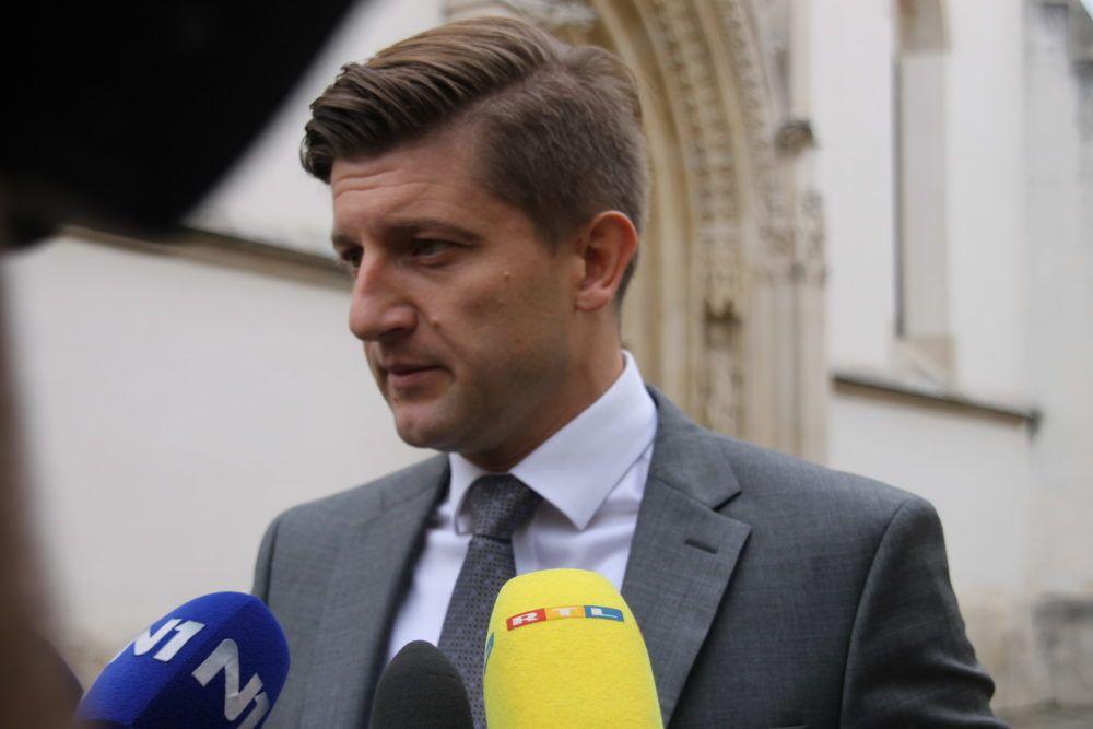 Zdravko Marić: Nevjerojatno da su ukinute sigurnosne provjere za ministre