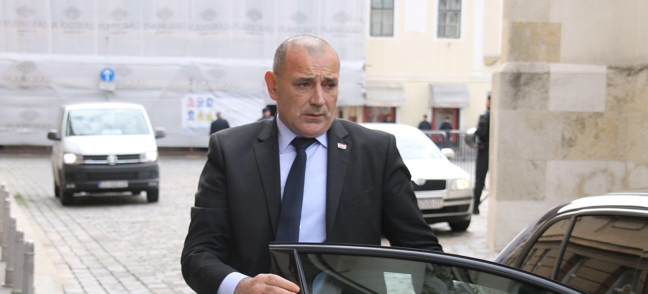 """Medved izrazio podršku predsjedniku HDZ-a Andreju Plenkoviću: """"tim koji pobjeđuje"""""""
