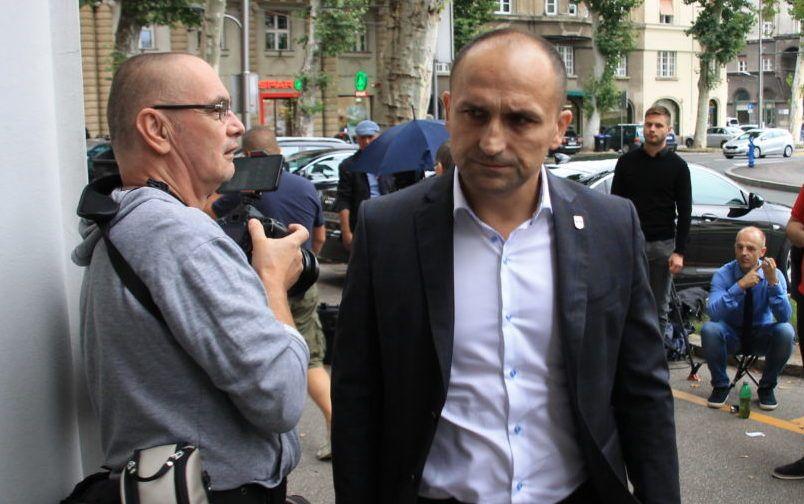 """Anušić: """"nema upiranja prstom ni u koga drugoga, kriva je naša kandidatkinja i mi sami"""""""