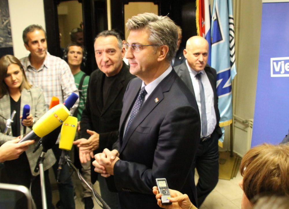 UNUTARSTRANAČKI IZBORI Plenković je pokazao da zna kako se upravlja Vladom i HDZ-om