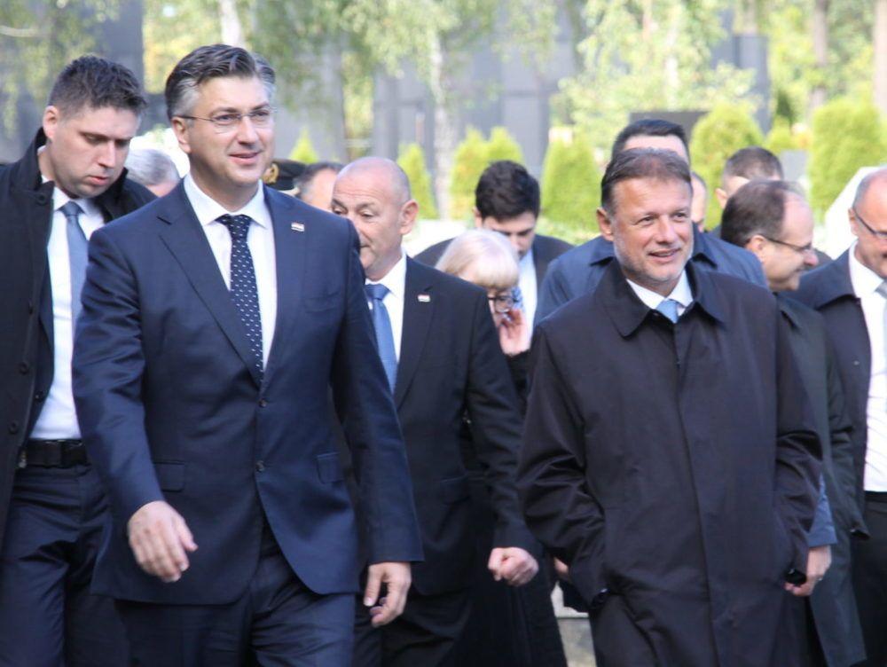 UNUTARSTRANAČKI IZBORI Jandroković: u HDZ-u nema puno Plenkovićevih kritičara