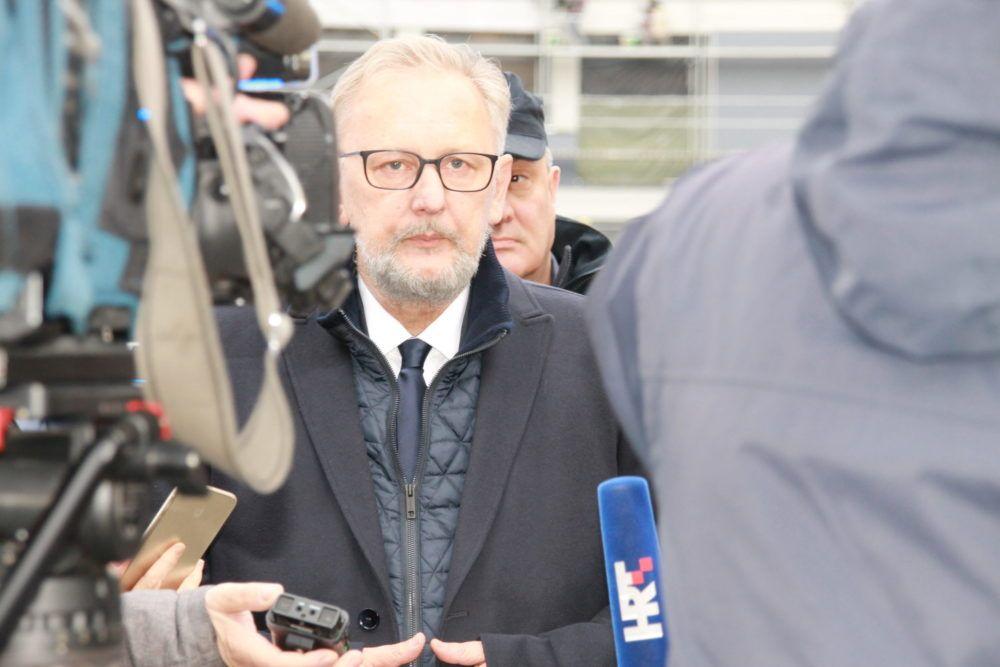 Božinović komentirao slučaj Doma za starije u Andraševcu, ankete CRO Demoskopa i izbore za predsjednika HDZ-a