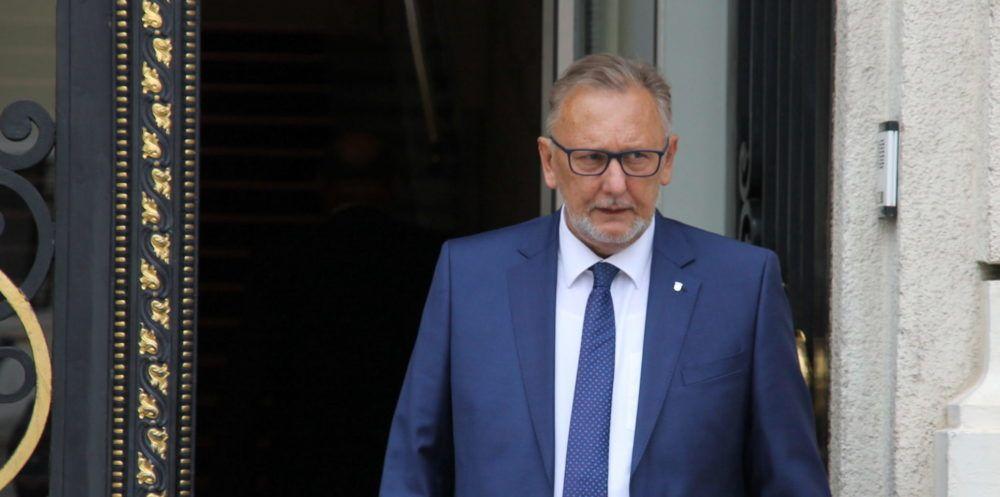 """Božinović: """"Mislim da Plenković vodi i HDZ i Hrvatsku u dobrom smjeru. Ima i uvijek će imati moju potporu"""""""