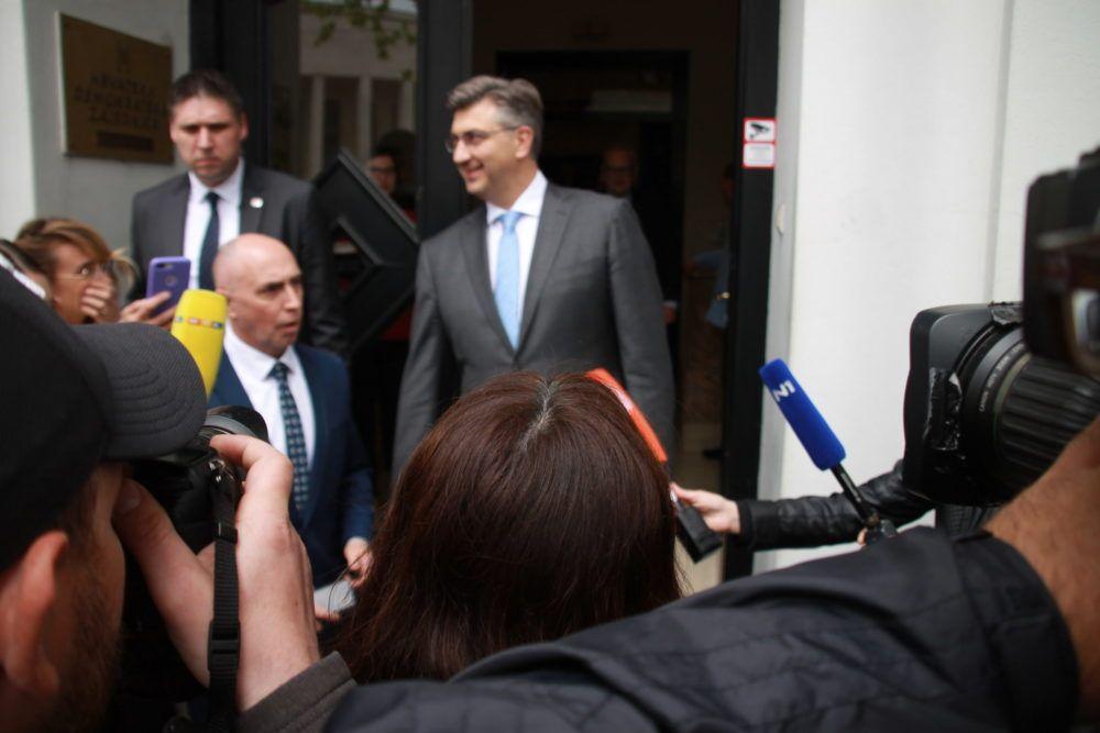 Sve više HDZ-ovih dužnosnika daje potporu Plenkoviću na predstojećim unutarstranačkim izborima