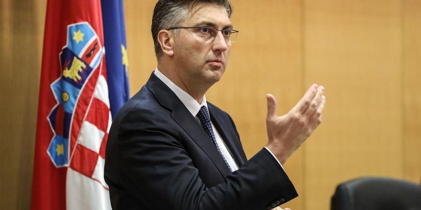 Sabor prihvatio Plenkovićevo izvješće o sastancima Europskog vijeća