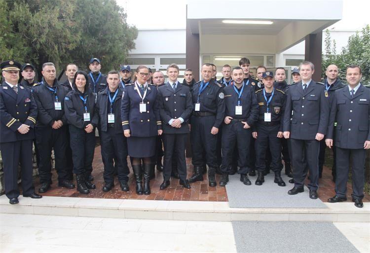 Valbandon: Počela obuka policijskih službenika za nadzor kopnene granice