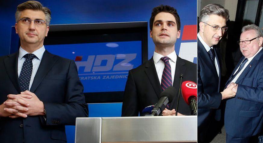 UNUTARSTRANAČKI IZBORI Ressler: Plenković je najbolji odabir za HDZ