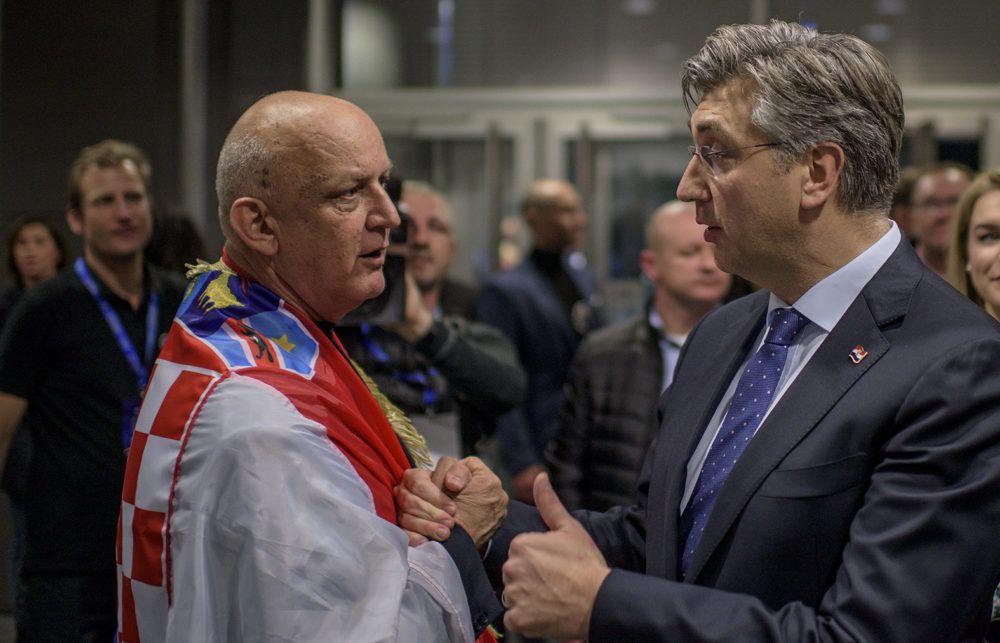 """PLENKOVIĆEV PROBNI BALON? Rojs ulazi u bitku za šefa HDZ-a: """"Bit ću čvrste ruke i vratit ću HDZ Tuđmanu"""""""