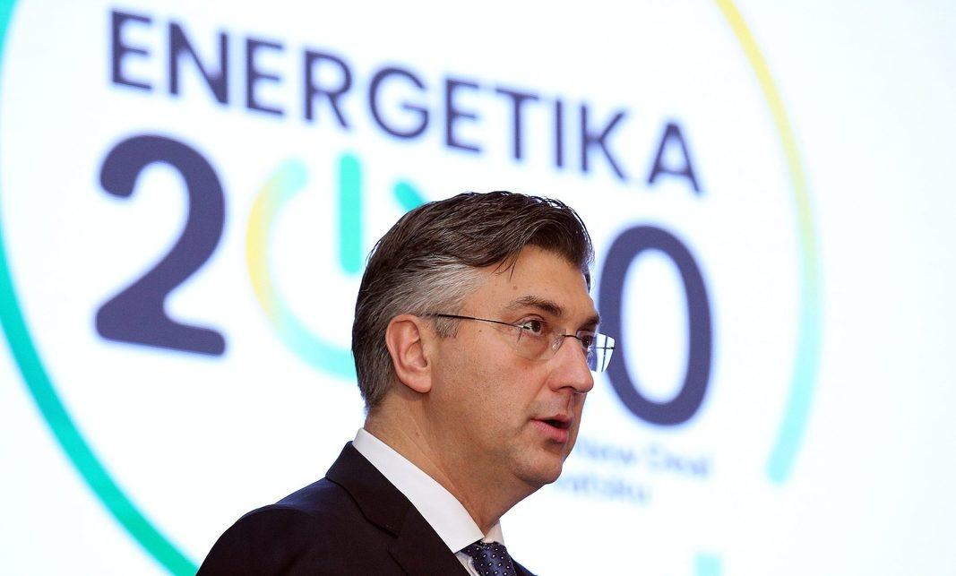 """ENERGETIKA 2020 Plenković: """"pitanje klimatske neutralnosti polako postaje dominantno pitanje svih politika i svih društava zapadnih država članica"""""""