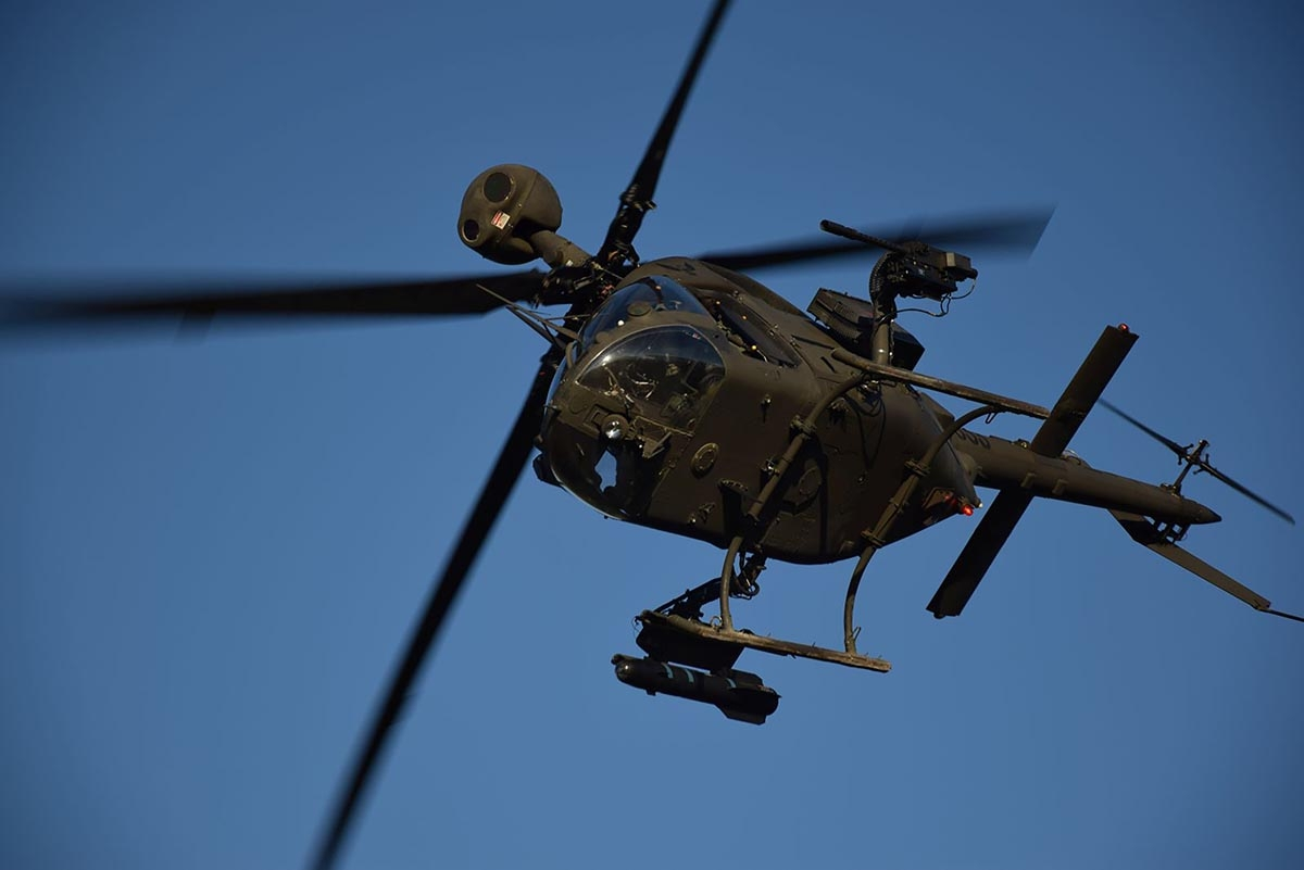 MORH: Pronađeno tijelo pilota Baturine i olupina helikoptera Kiowa Warrior