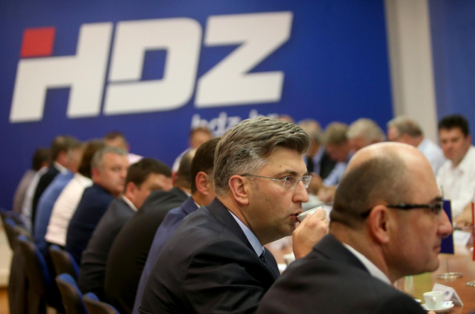 Više HDZ-ovih dužnosnika daje potporu Plenkoviću na predstojećim unutarstranačkim izborima