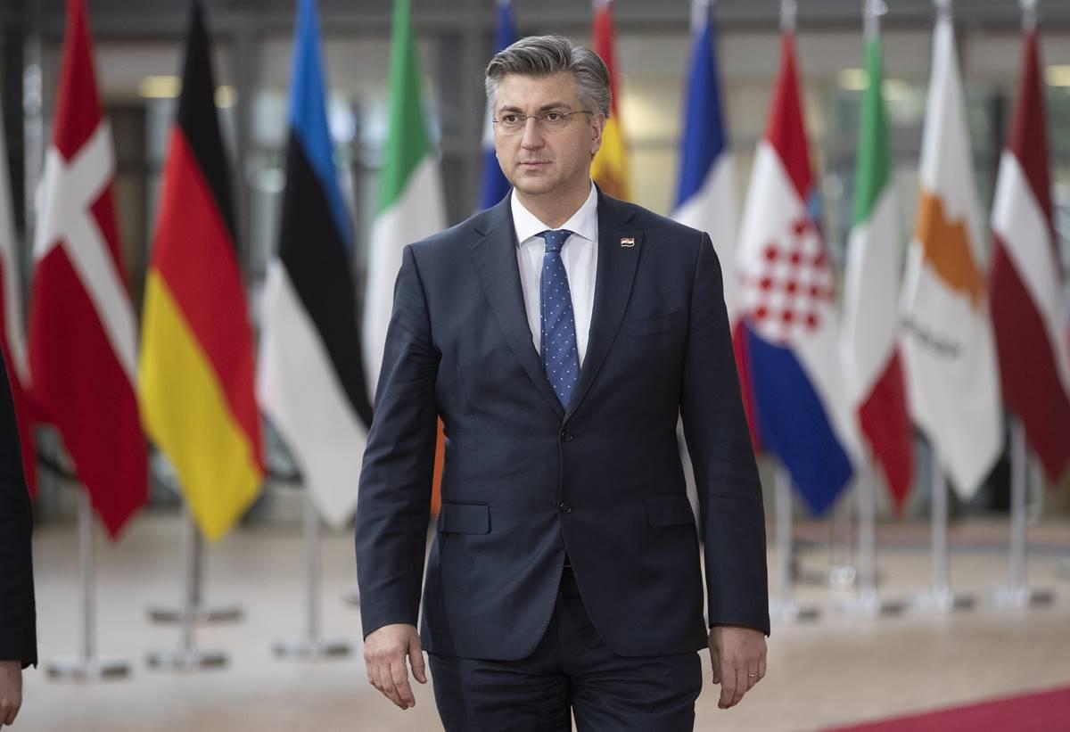 HRVATSKI PREMIJER Plenković: većina na samit dolazi s konstruktivnim pristupom VFO-u