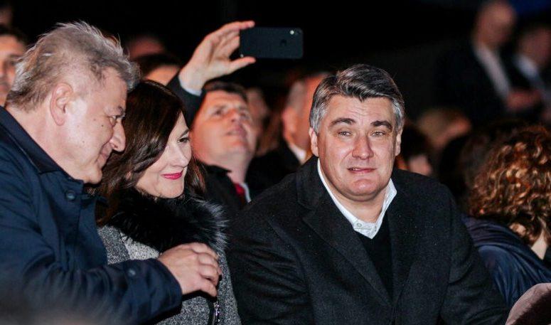Izabrani predsjednik RH Zoran Milanović o otvaranju Rijeke EPK 2020: Lijepo i drukčije