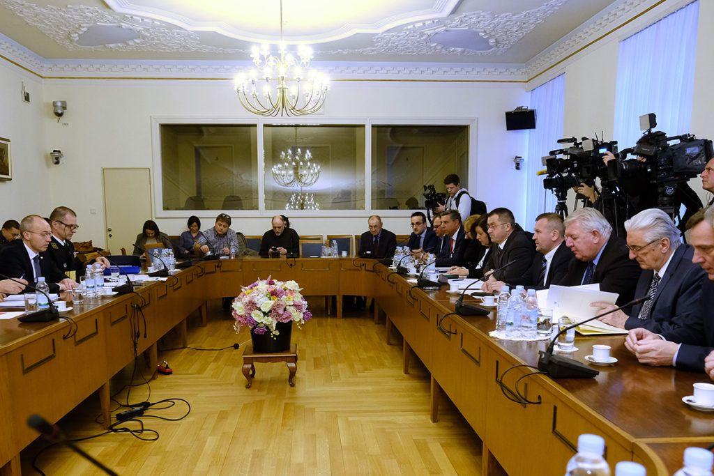 Odbor za obranu jednoglasno podržao viceadmirala Hranja za načelnika Glavnog stožera OS RH