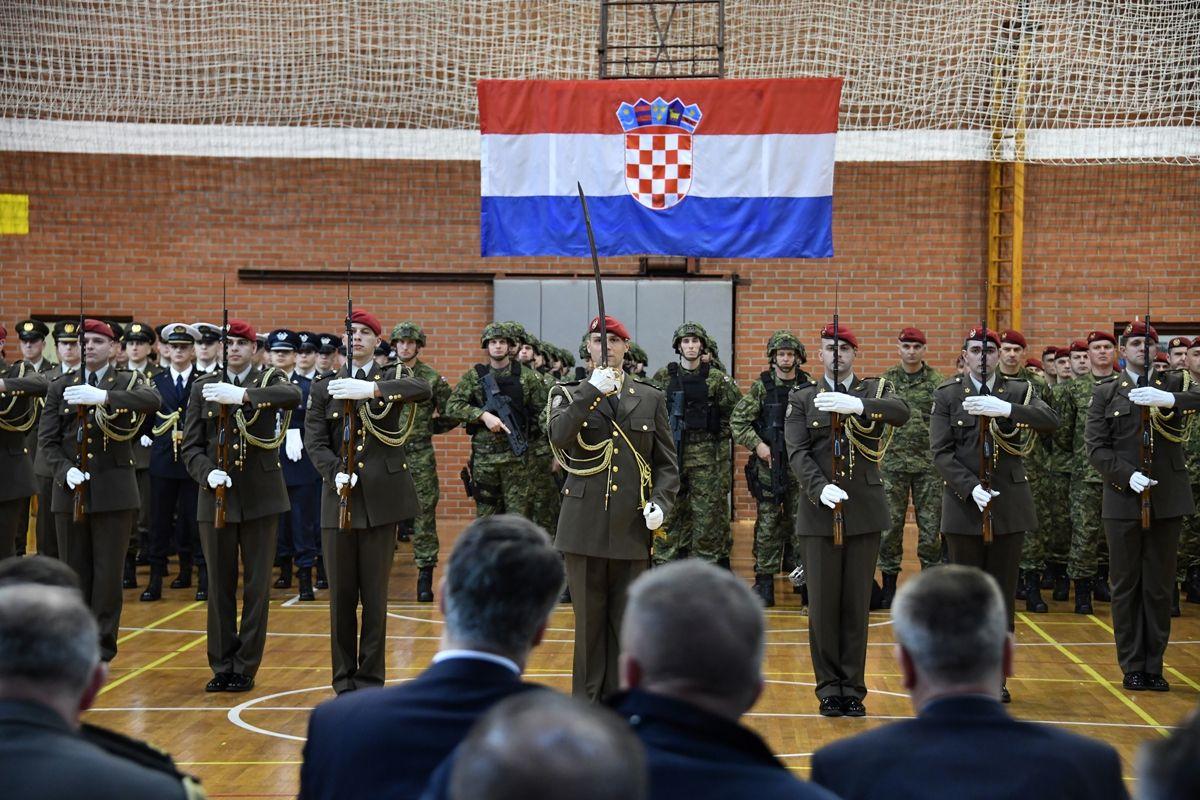 Počasno-zaštitna bojna proslavila 26. obljetnicu osnutka i djelovanja
