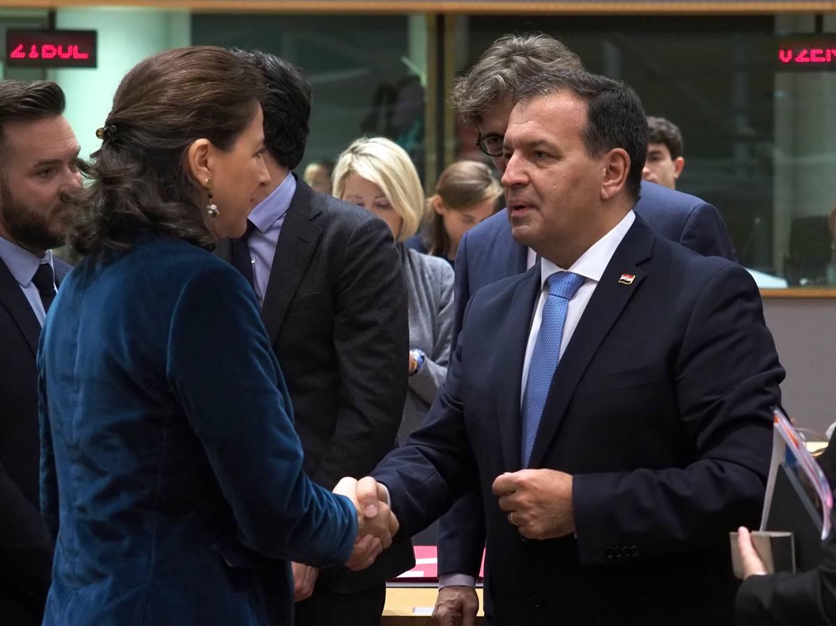 Ministri zdravstva EU-a: koordinacija nužna za suzbijanje koronovirusa