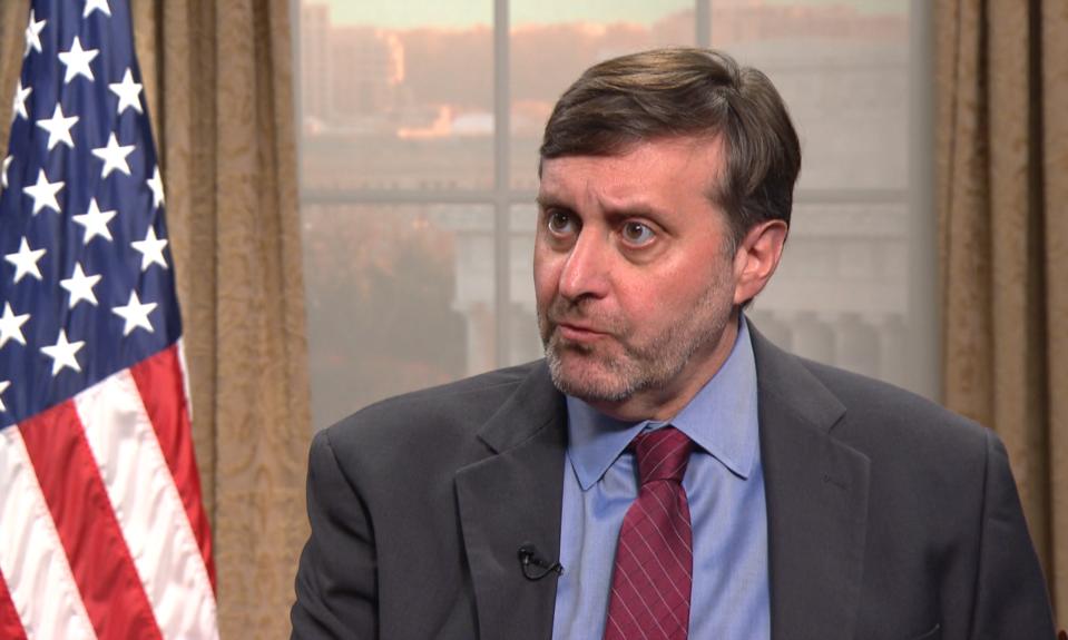 KRIZA U BiH Matthew Palmer: svi koji se priključe Dodiku riskiraju američke sankcije