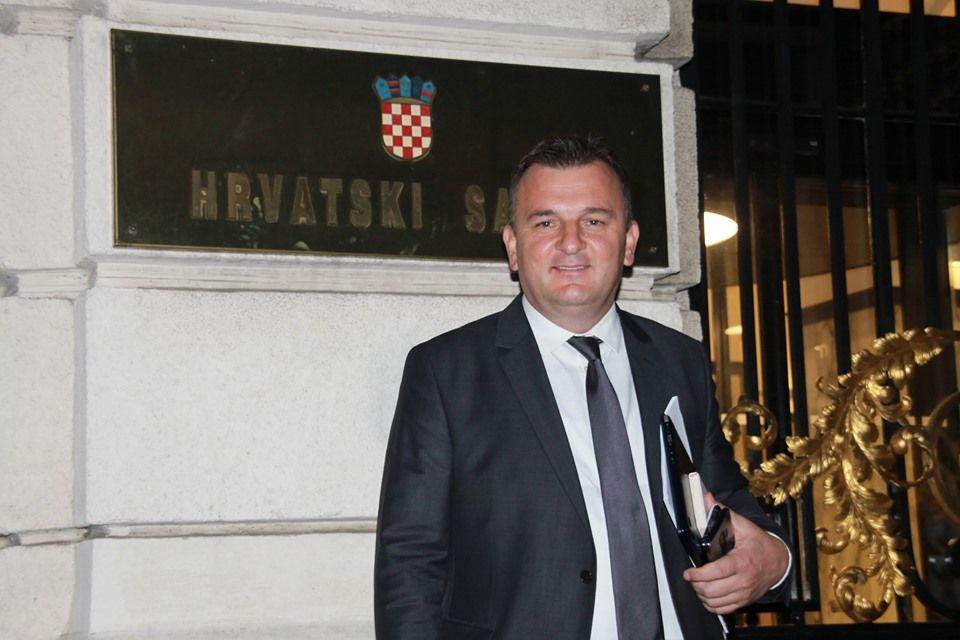 Šef splitskog HDZ-a Škorić: Kandidirat ću se za potpredsjednika HDZ-a