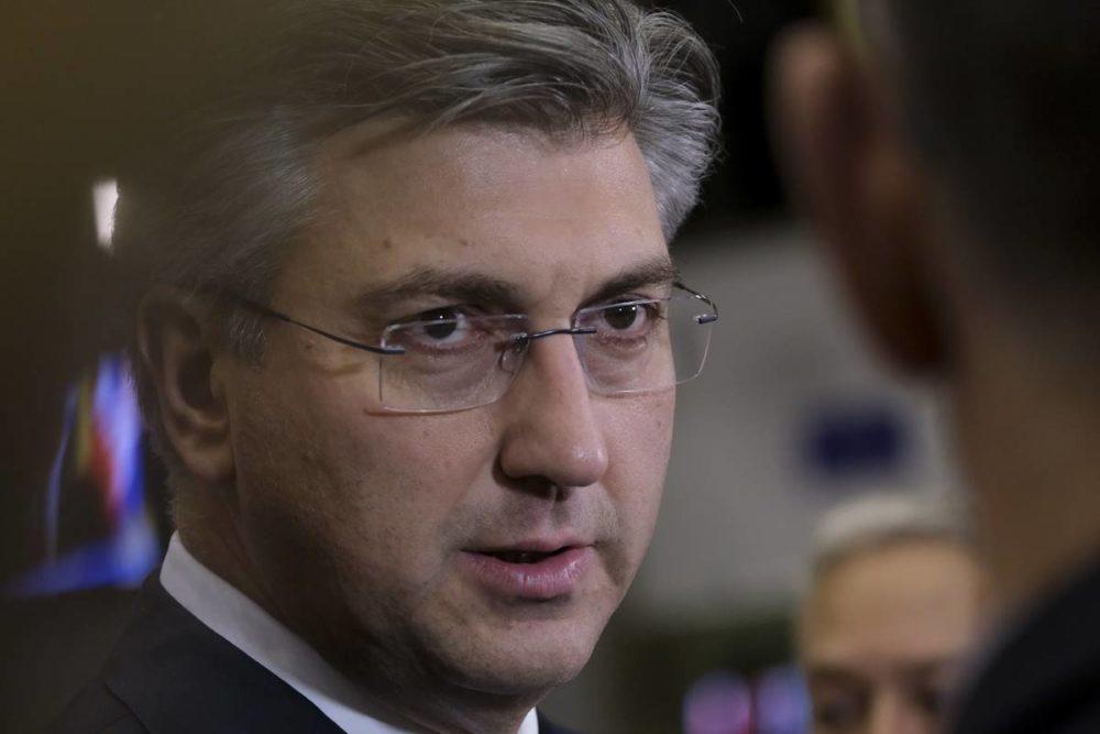 HRVATSKI PREMIJER Andrej Plenković započeo posjet Londonu