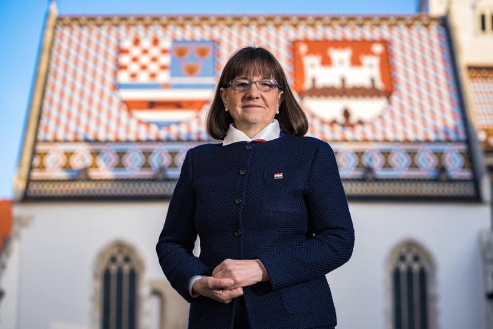 """Kandidatkinja za potpredsjednicu HDZ-a Zdravka Bušić: """"Ja stojim uvijek ondje gdje stojim – u desnom centru"""""""