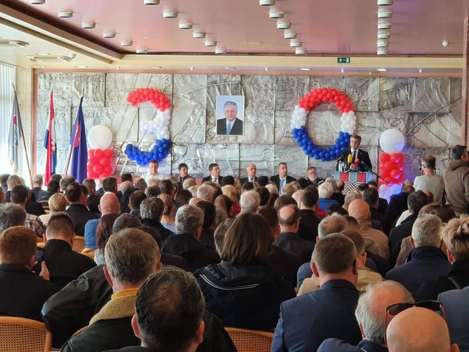 Plenković: Nakon izbora u HDZ-u izvući pouku i ujedinjeni ponovno dobiti većinsko povjerenje građana