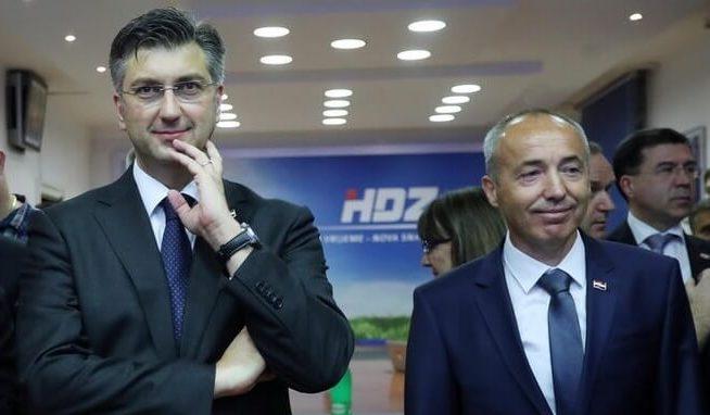 Plenković: Stojim iza Krstičevića i s njim sam stalno u kontaktu