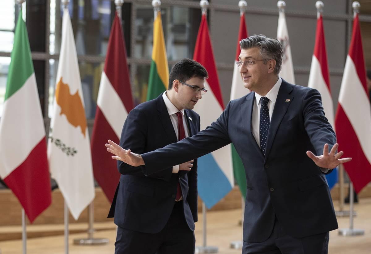 HRVATSKI PREMIJER Plenković: morat ćemo uložiti dodatni napor za kompromis o proračunu EU-a