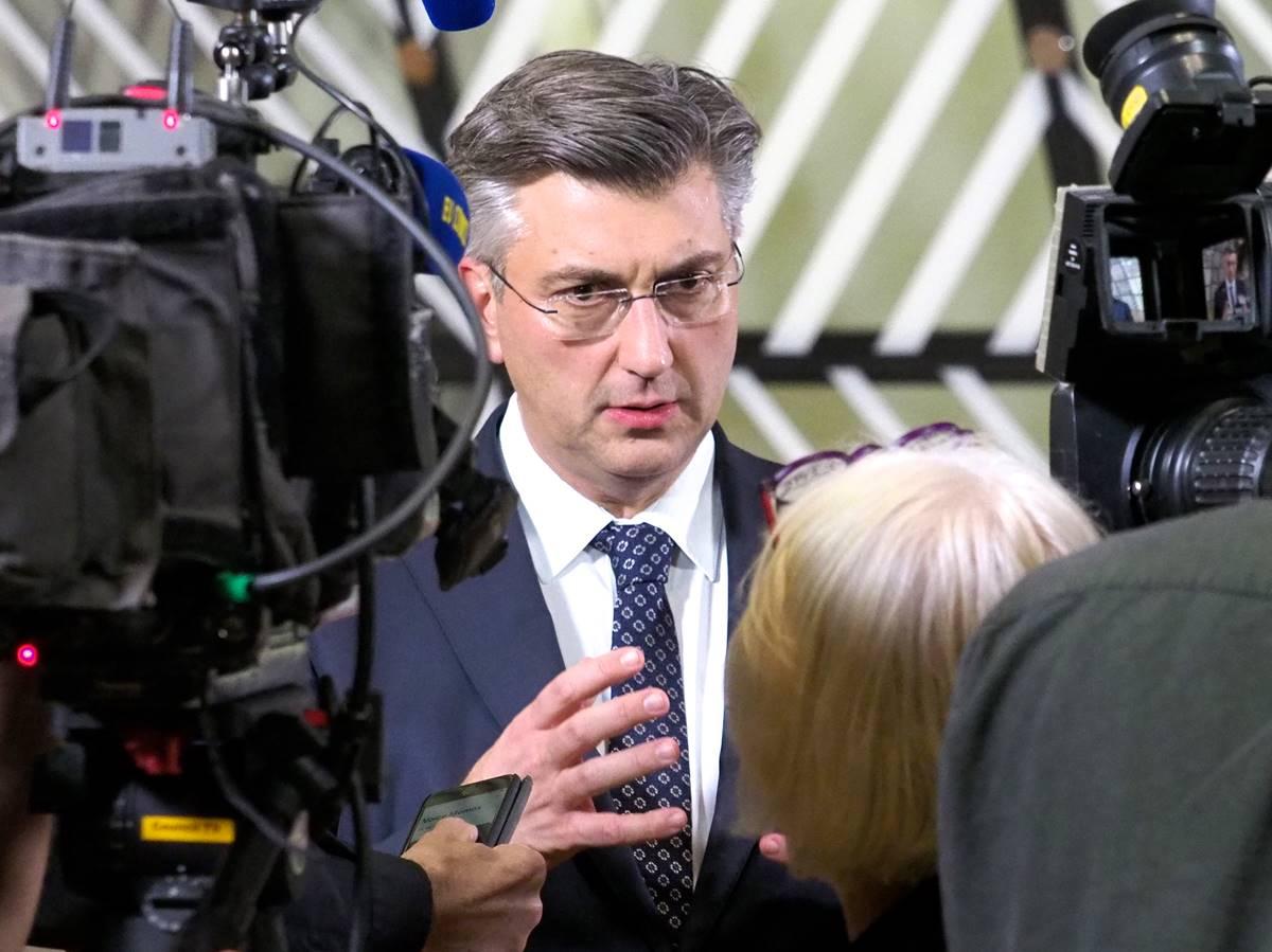 Plenković: Oživljavanje europske perspektive za zemlje jugoistočne Europe bit će velika ostavština hrvatskog predsjedanja