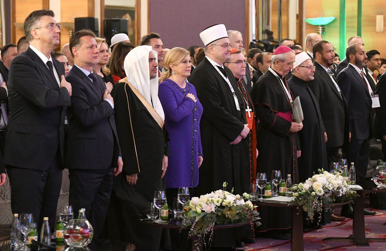 Muhamed bin Abdul: Raduje odluka Hrvatske o zajedničkom životu