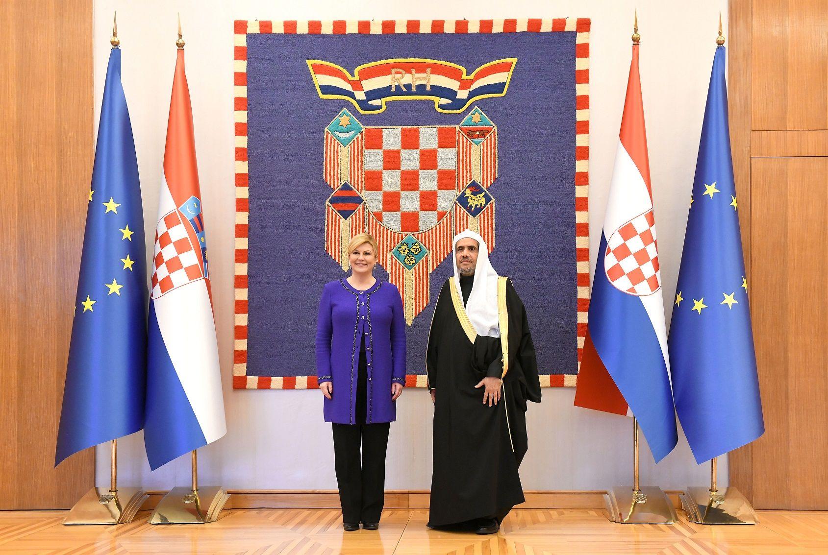 Muslimanski čelnik kaže da je Hrvatska zemlja mira, sklada i vjerskih sloboda